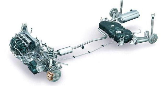 2010 Ford Fiesta 1.4時尚版  第10張相片