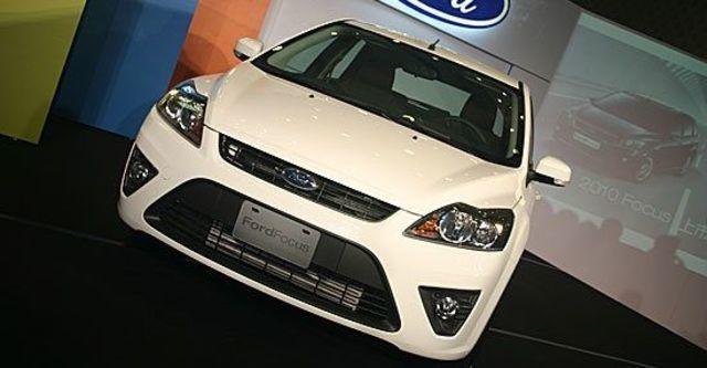 2010 Ford Focus Comfort 1.8五門經典款  第1張相片