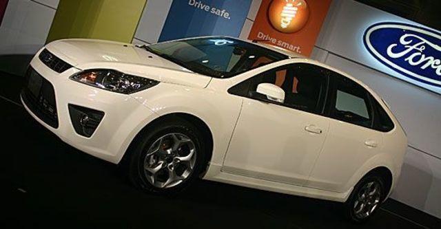 2010 Ford Focus Sports 2.0五門運動旗艦款  第1張相片