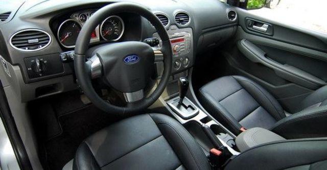 2010 Ford Focus TDCi Ghia 2.0四門豪華經典款  第10張相片