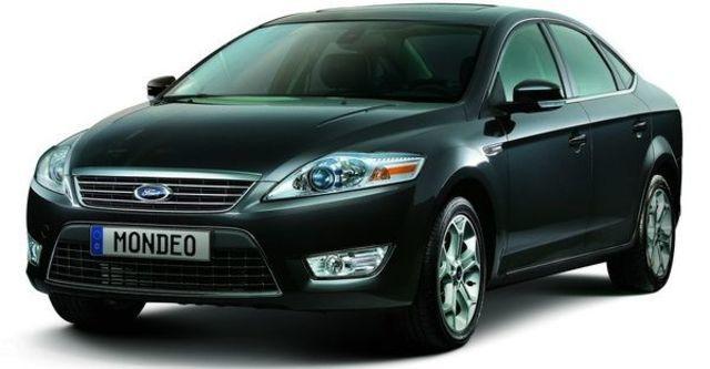 2010 Ford Mondeo 2.0柴油運動旗艦型  第2張相片