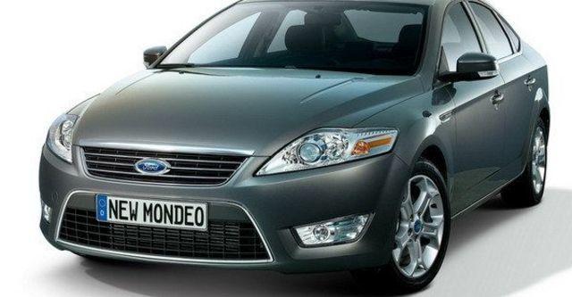 2010 Ford Mondeo 2.3汽油旗艦型  第2張相片