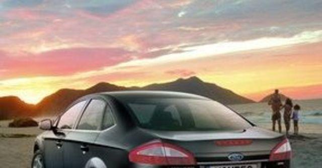 2010 Ford Mondeo 2.3汽油旗艦型  第14張相片