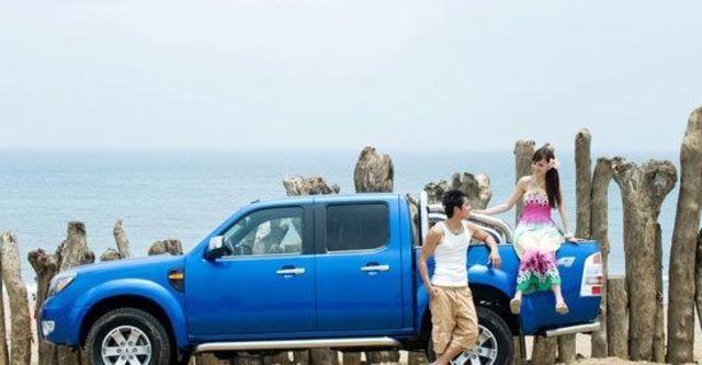 2010 Ford Ranger TDCi  第7張相片