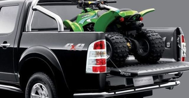 2010 Ford Ranger TDCi  第8張相片