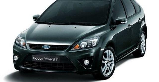 2009 Ford Focus Powershift Comfort 1.8汽油Test  第1張相片