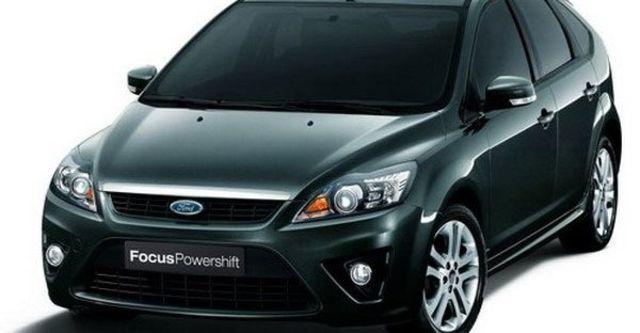 2009 Ford Focus Powershift Sports 2.0汽油五門經典型  第1張相片