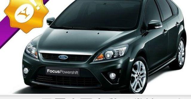 2009 Ford Focus Powershift TDCi Sports 2.0柴油五門運動旗艦型  第1張相片