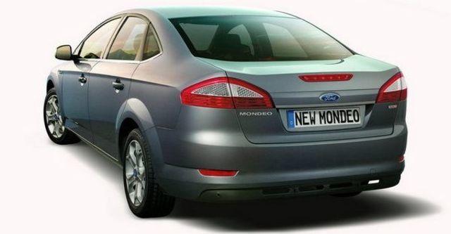 2009 Ford Mondeo 2.0 柴油運動旗艦型  第3張相片
