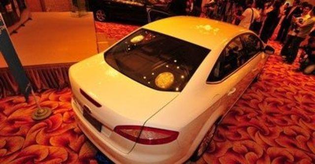 2009 Ford Mondeo 2.3 汽油旗艦型  第3張相片