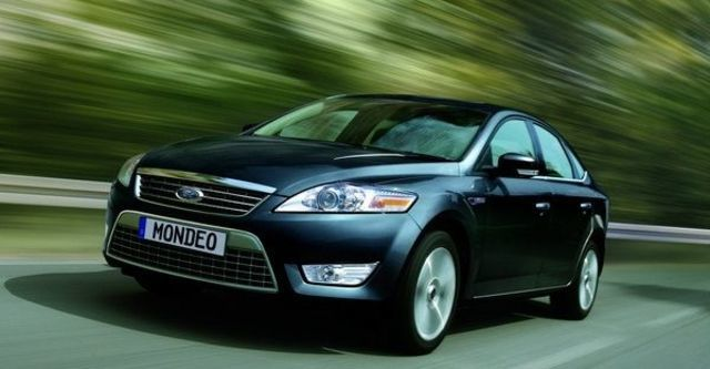 2009 Ford Mondeo 2.3 汽油旗艦型  第8張相片