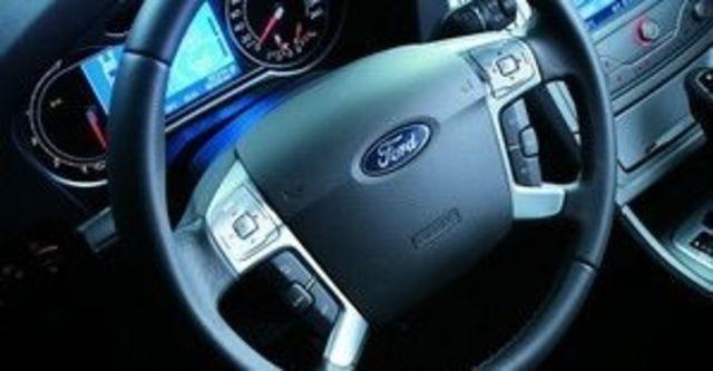 2009 Ford Mondeo 2.3 汽油旗艦型  第16張相片