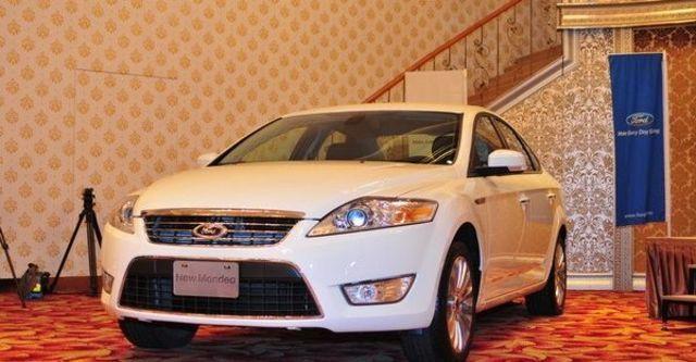 2009 Ford Mondeo 2.3 汽油經典型  第2張相片