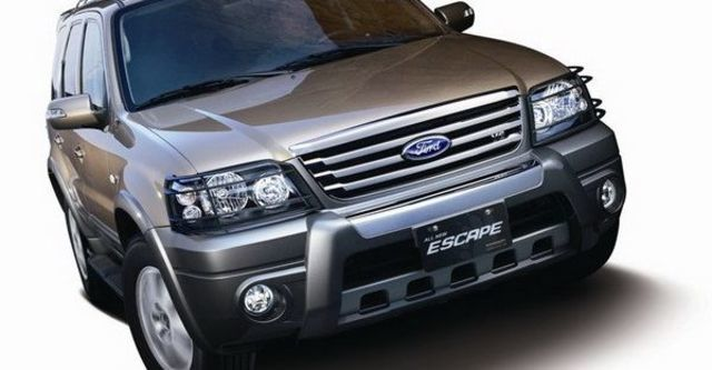 2008 Ford Escape 3.0 V6  第1張相片
