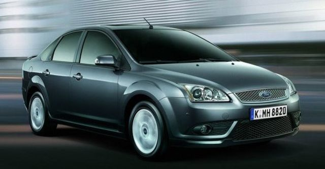 2008 Ford Focus S2.0  第2張相片