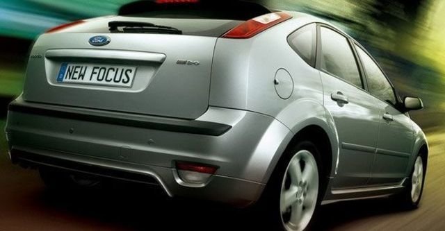 2008 Ford Focus S2.0  第4張相片