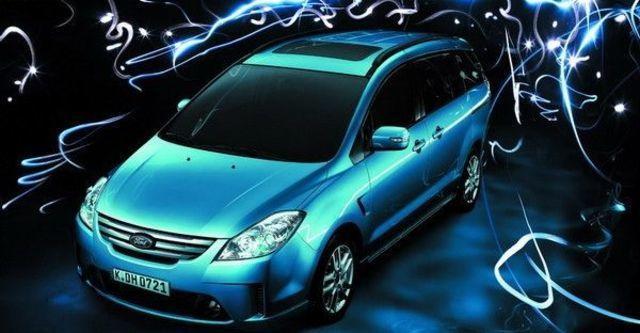 2008 Ford i-Max Ghia-X  第1張相片