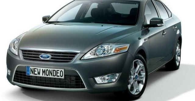 2008 Ford Mondeo 2.0 TDCi 運動旗艦型  第2張相片