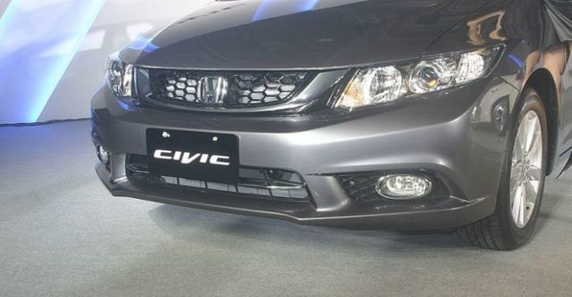 2015 Honda Civic 1.8 VTi-S  第2張相片