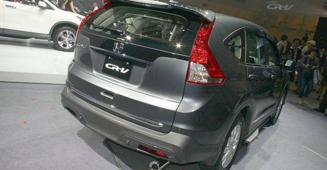 2015 Honda CR-V 2.0 VTi  第2張相片