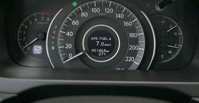 2015 Honda CR-V 2.4 VTi  第8張相片