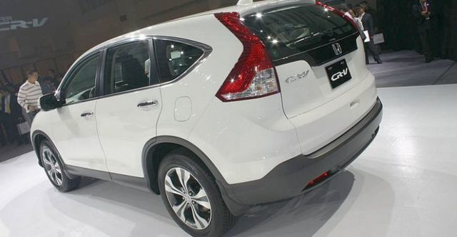 2015 Honda CR-V 2.4 VTi-S  第2張相片