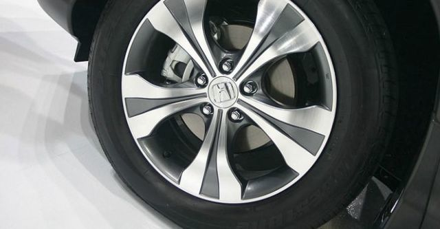 2015 Honda CR-V 2.4 VTi-S  第3張相片