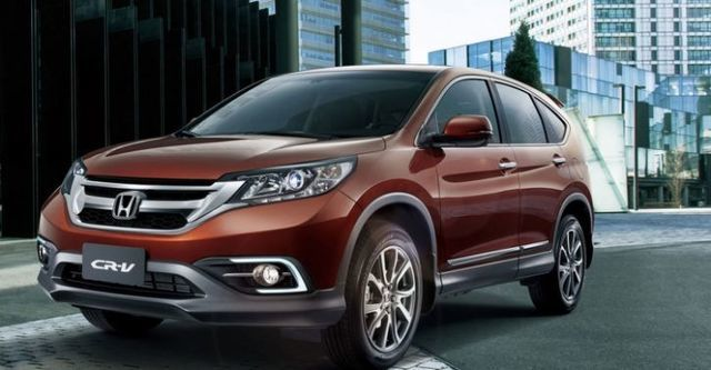 2015 Honda CR-V(NEW) 2.4 S  第1張相片