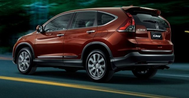 2015 Honda CR-V(NEW) 2.4 S  第2張相片