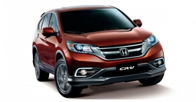 2015 Honda CR-V(NEW) 2.4 S  第3張相片