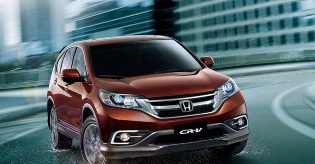 2015 Honda CR-V(NEW) 2.4 VTi-S  第1張相片