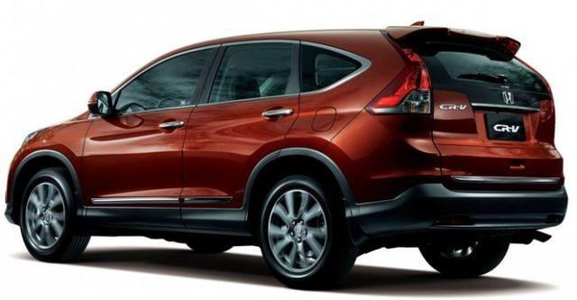 2015 Honda CR-V(NEW) 2.4 VTi-S  第2張相片