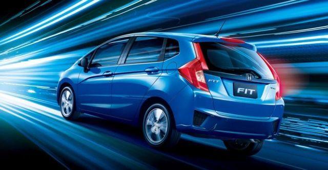 2015 Honda Fit 1.5 VTi  第4張相片