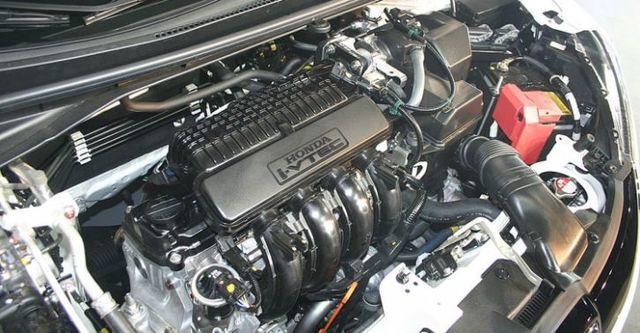 2015 Honda Fit 1.5 VTi  第8張相片