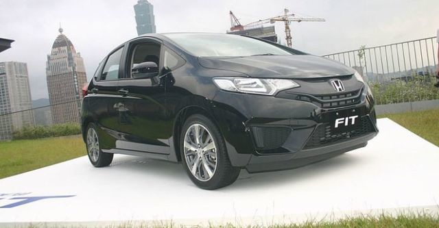 2015 Honda Fit 1.5 VTi-S  第1張相片