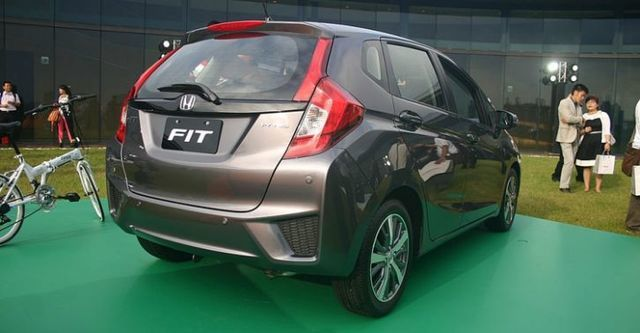 2015 Honda Fit 1.5 VTi-S  第2張相片