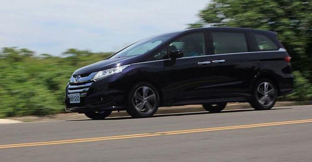 2015 Honda Odyssey 2.4 Apex  第2張相片