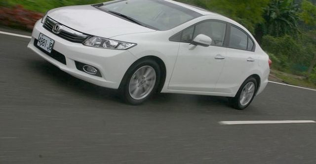 2014 Honda Civic 1.8 VTi  第1張相片