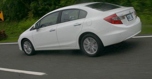 2014 Honda Civic 1.8 VTi  第2張相片