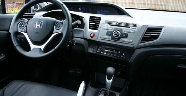 2014 Honda Civic 1.8 VTi  第4張相片