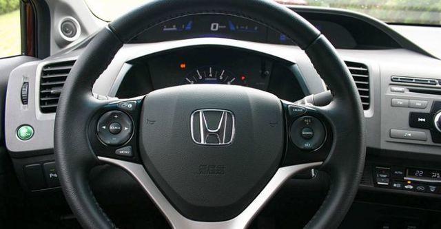 2014 Honda Civic 1.8 VTi  第6張相片