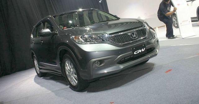2014 Honda CR-V 2.0 VTi  第1張相片