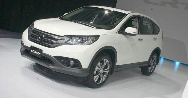 2014 Honda CR-V 2.4 S  第1張相片