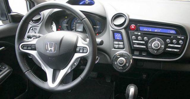 2014 Honda Insight Hybrid 1.3  第4張相片