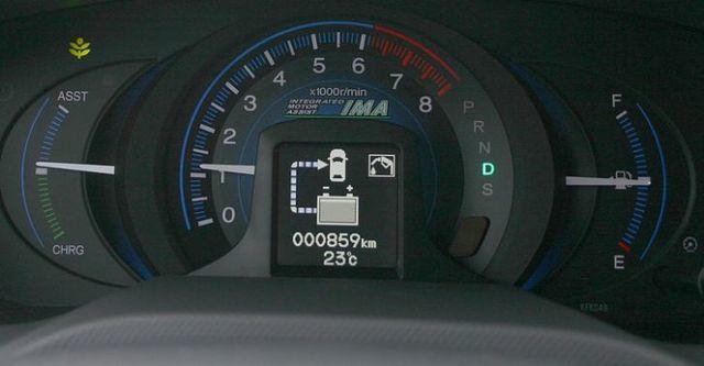 2014 Honda Insight Hybrid 1.3  第6張相片