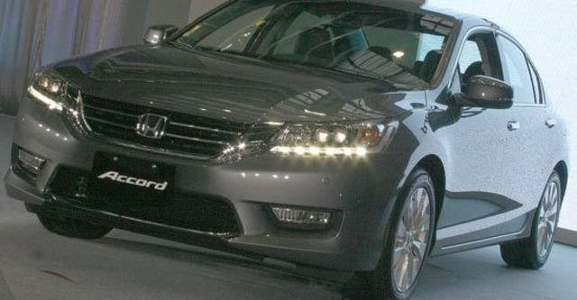 2013 Honda Accord(NEW) 2.4 VTi Deluxe  第2張相片