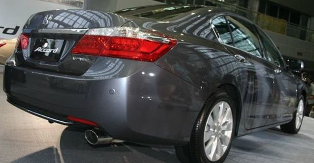 2013 Honda Accord(NEW) 2.4 VTi Deluxe  第3張相片