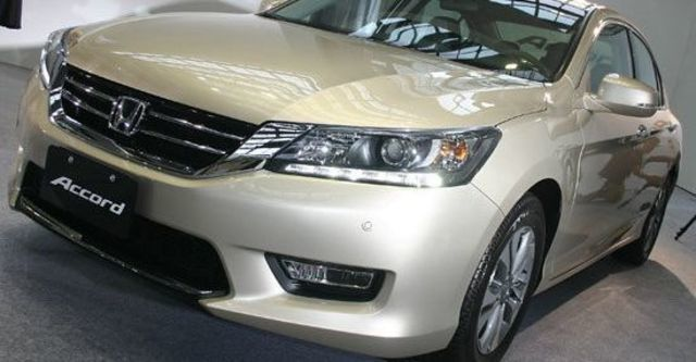 2013 Honda Accord(NEW) 2.4 VTi Luxury  第2張相片