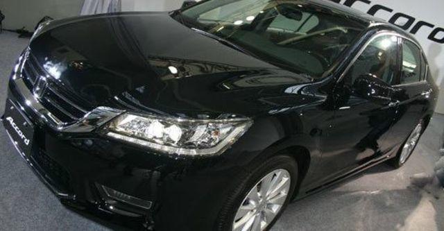 2013 Honda Accord(NEW) 2.4 VTi-S Exclusive  第2張相片