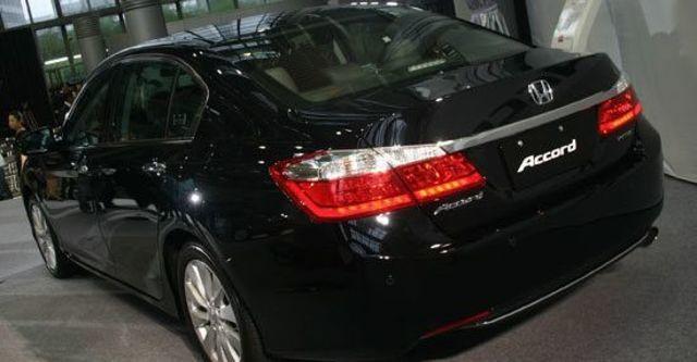 2013 Honda Accord(NEW) 2.4 VTi-S Exclusive  第3張相片